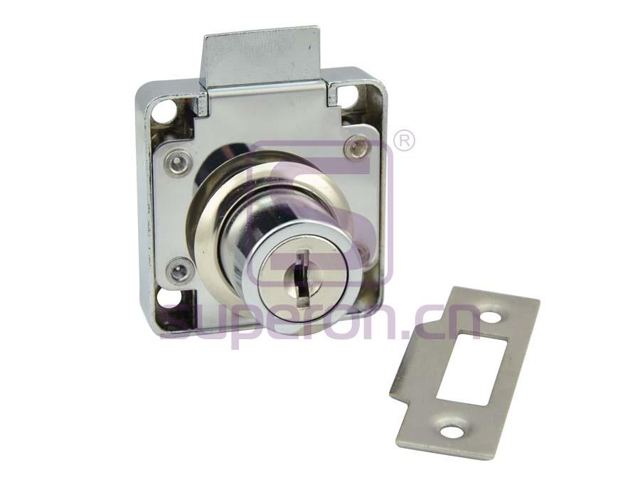 03-338-S | Drawer lock, #338