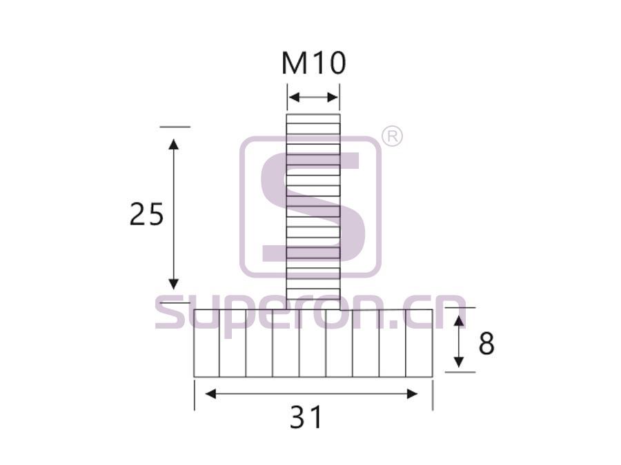 04-575-q   Leveller d31