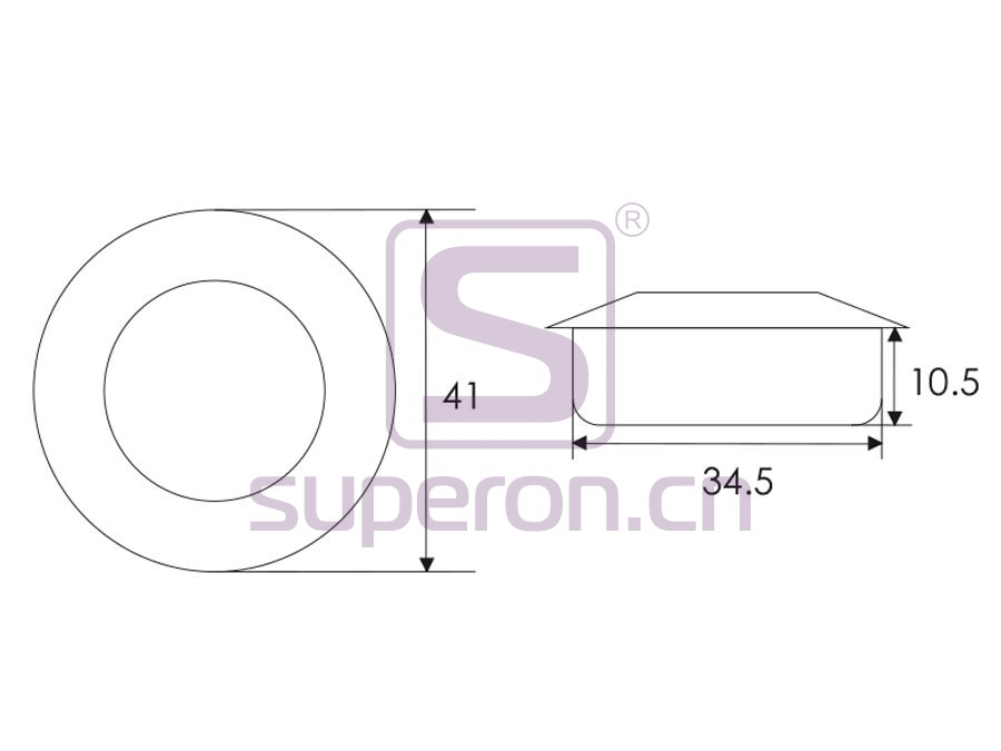 05-1503-q   Furniture handle