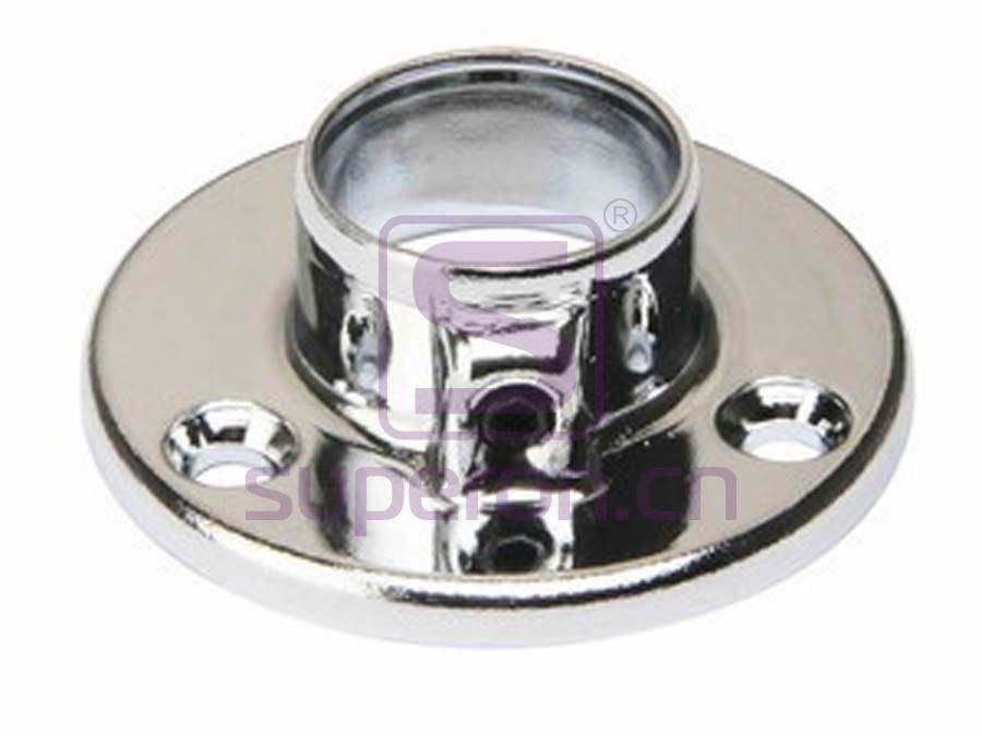 06-101-16 | Flange with fix screw, steel