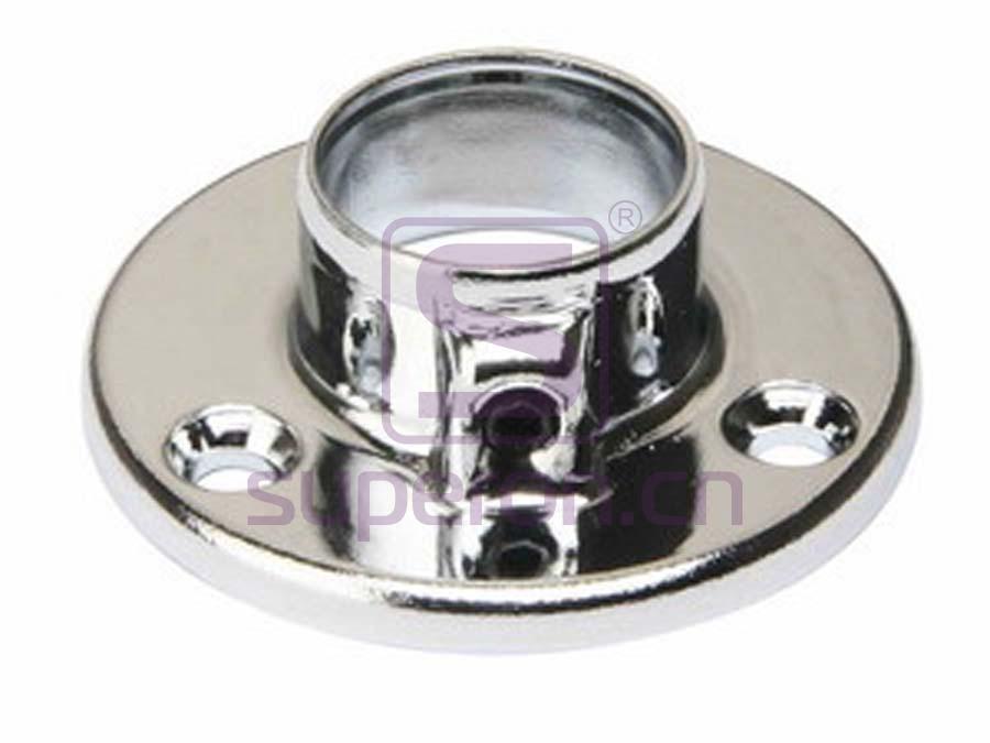 06-101-19 | Flange with fix screw, steel