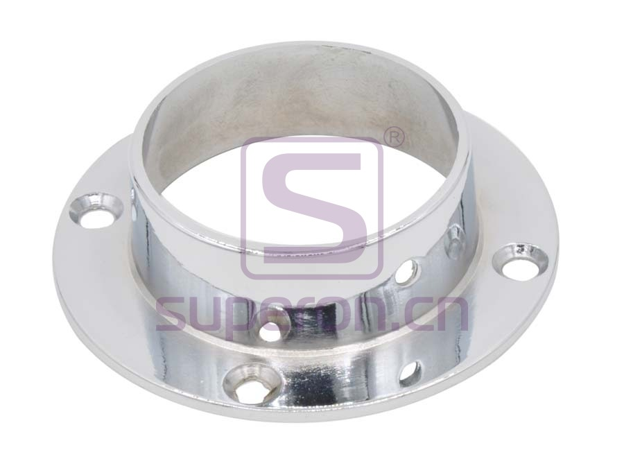 06-103-Z | 50mm tube flange with fixing screw
