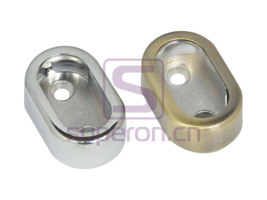 06-123-x | Oval tube support