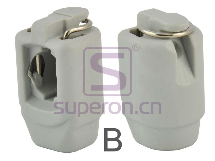 07-081-B | Gas support, upward
