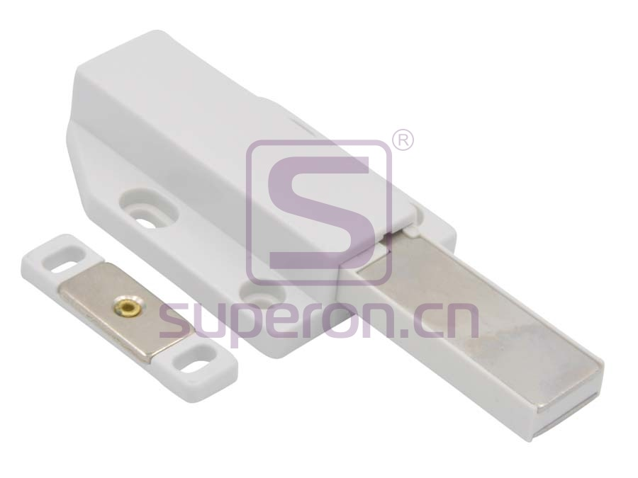 07-113-x | Noiseless magnetic catch, single