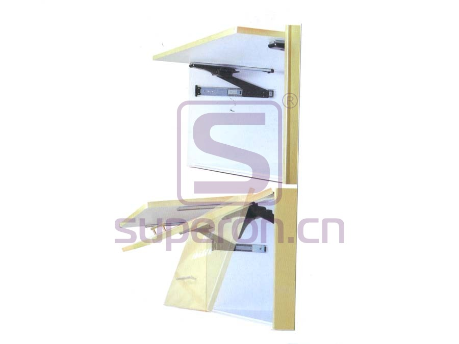 07-401-C | Lift up bracket with slider