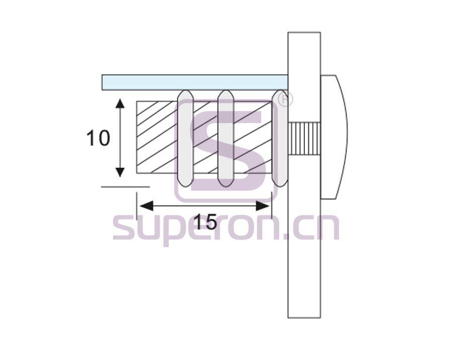 08-205-q | Glass holder