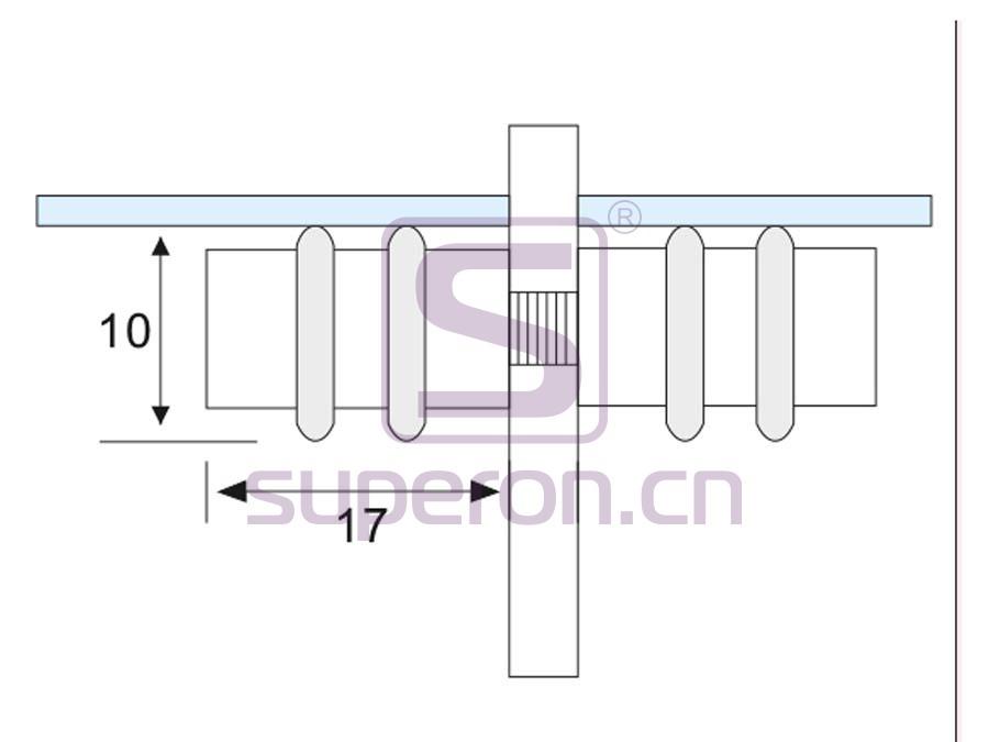 08-206-q | Glass holder