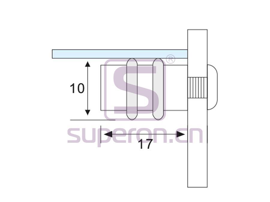 08-207-q | Glass holder