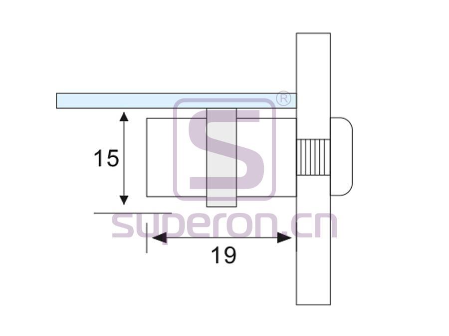 08-209-q | Glass holder