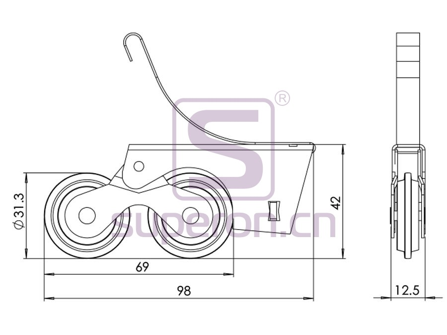 09-141-q | Roller system