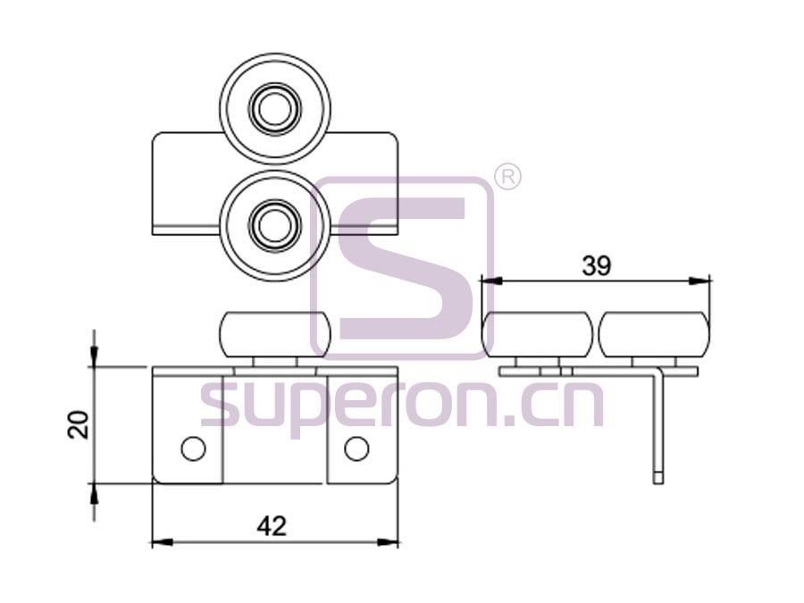 09-803-q1 | Roller system