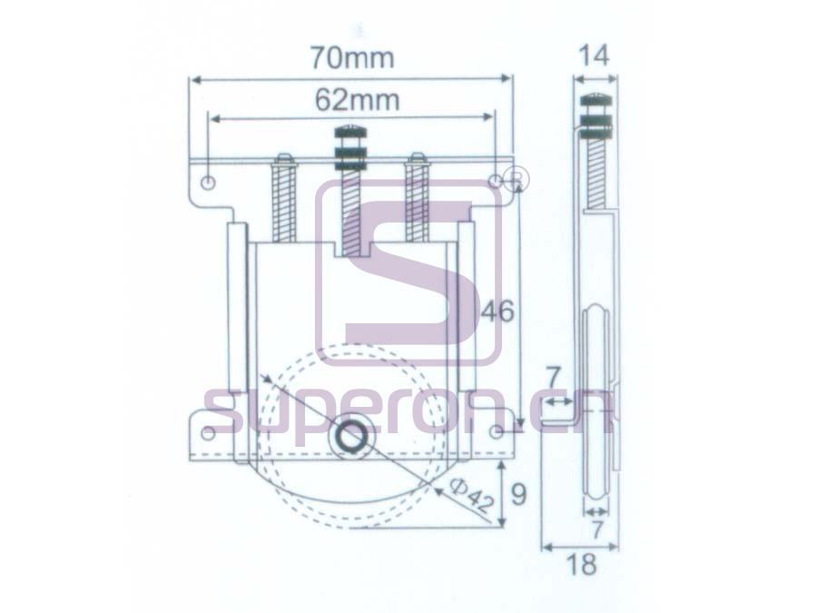 09-820-70-x | Roller system