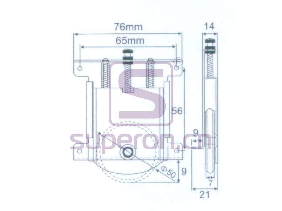 09-820-76-x | Roller system