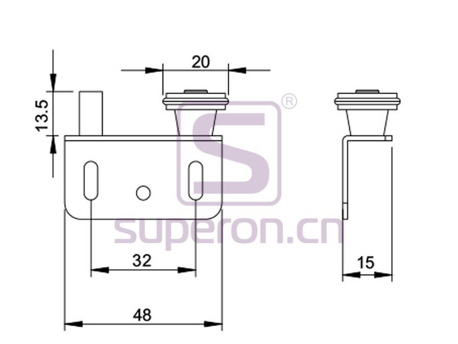 09-825-q1 | Roller system
