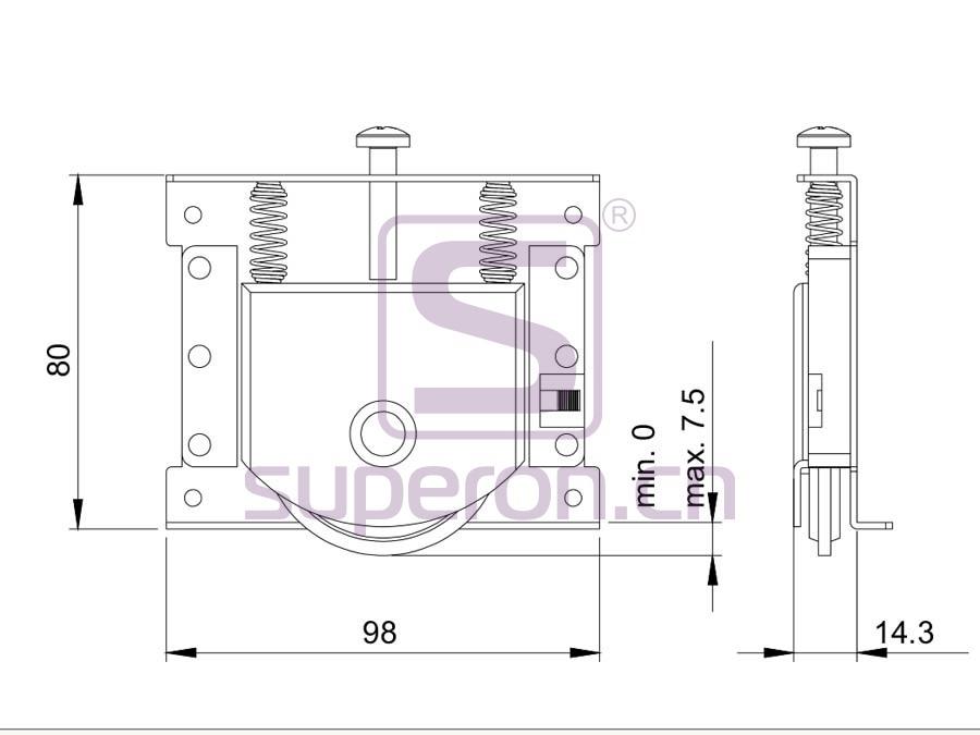 09-869-q | Roller system