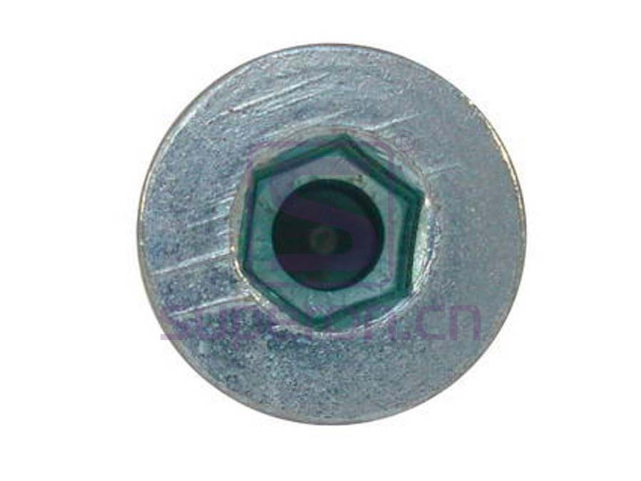 10-011 (10-016) | Cabinet screw 6,3mm