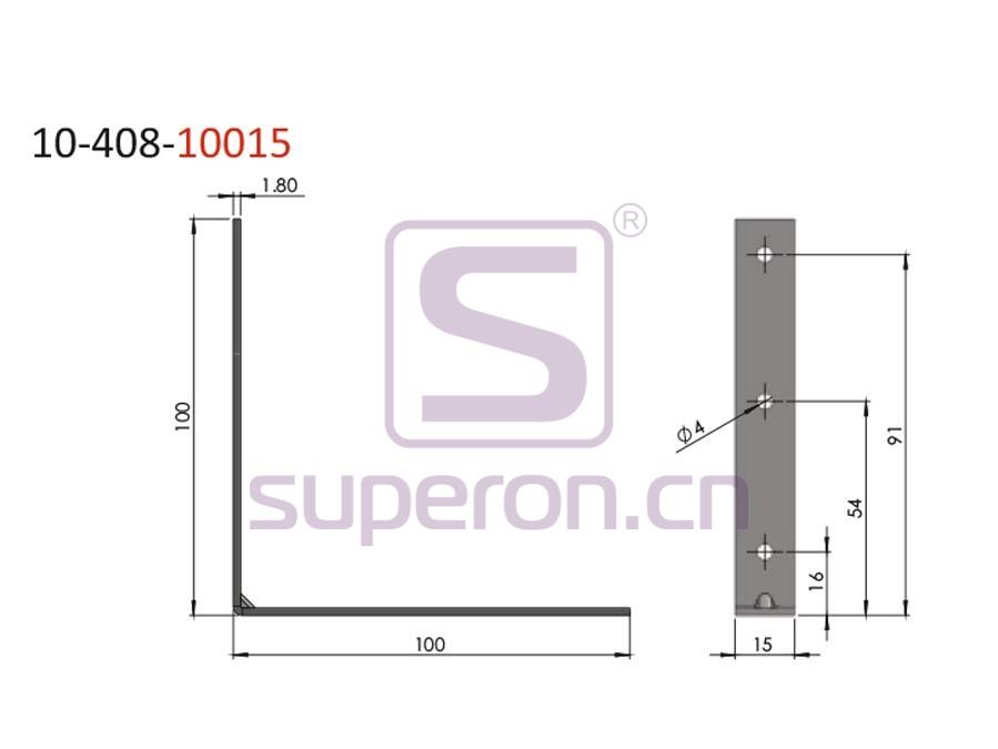 10-408-10015-q | Connecting corner