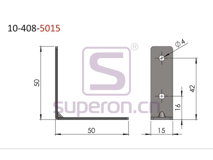 10-408-5015-q | Connecting corner