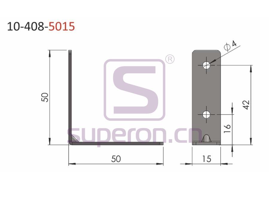 10-408-5015 | Connecting corner