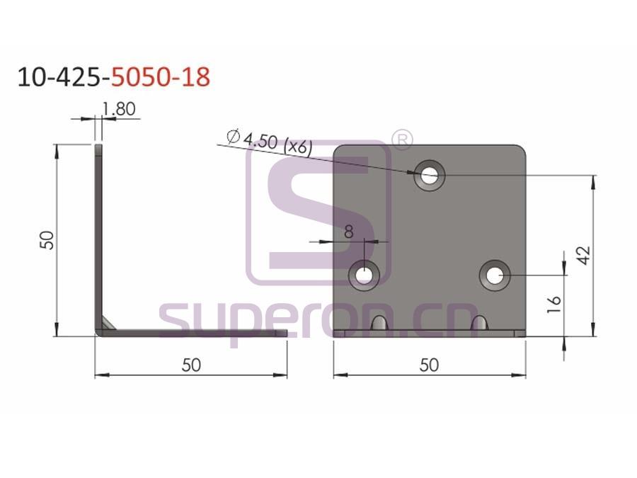 10-425-5050-18 | Corner for furniture