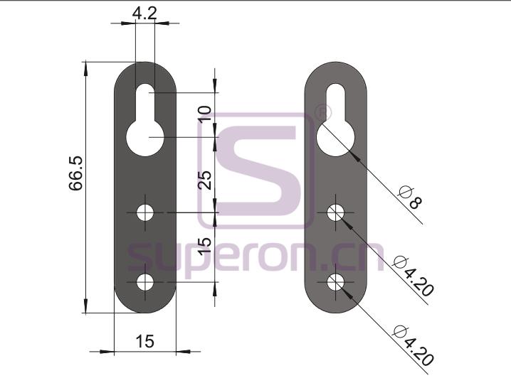 10-473-q   Hanger part