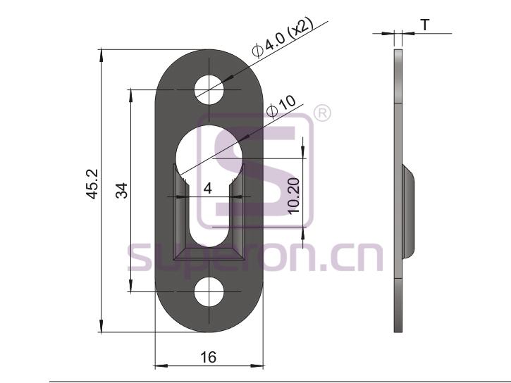 10-474-q | Hanger part