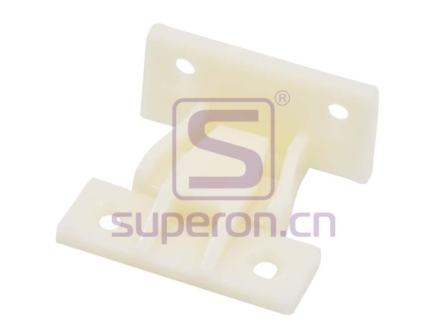10-481-beige | Plastic connector on corner