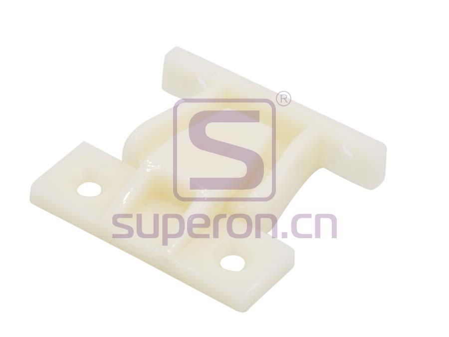10-482-beige | Plastic connector on corner