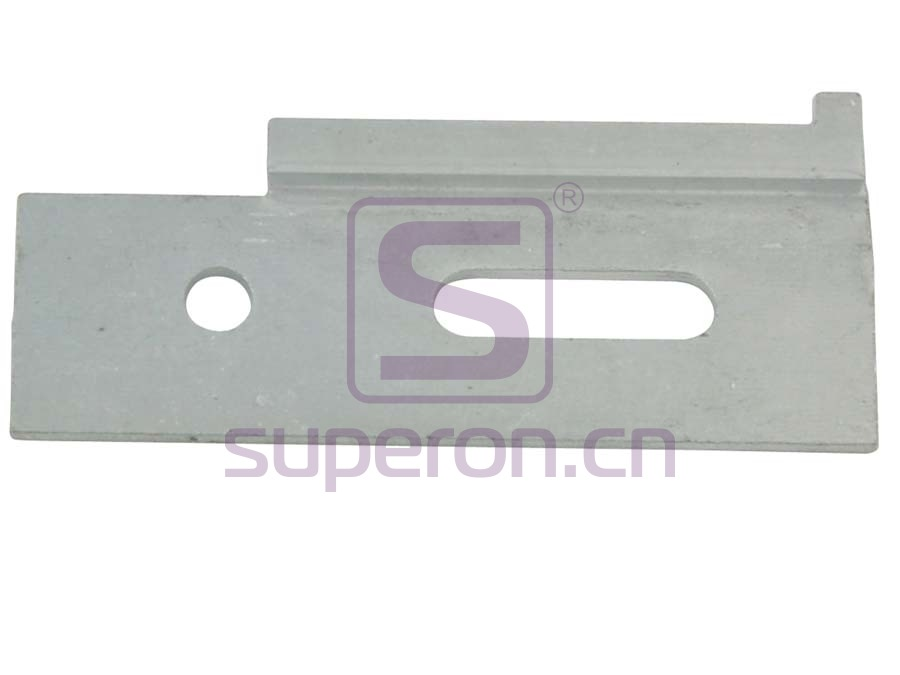 10-590-x2 | Steel plate for cabinet hanger