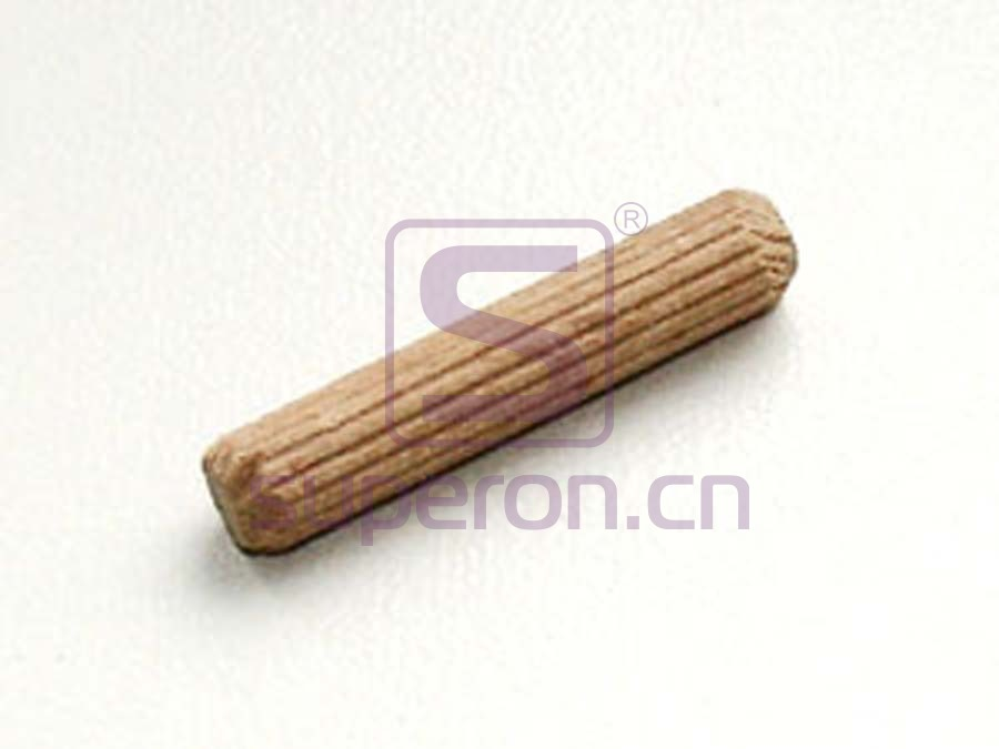 10-800-1 | Wooden stick, horizontal grooves