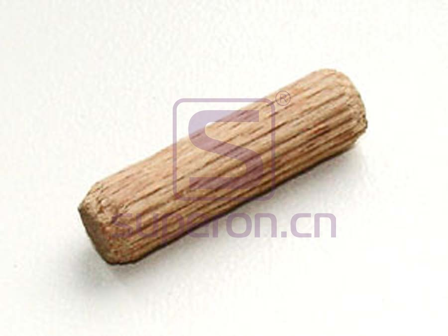 10-800-2 | Wooden stick, horizontal grooves