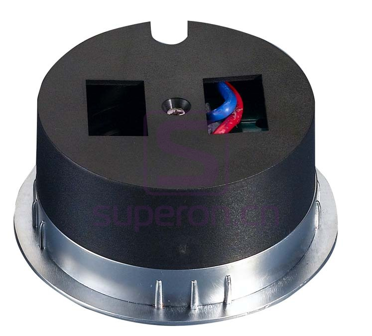 12-110_8 | Table cap with sockets