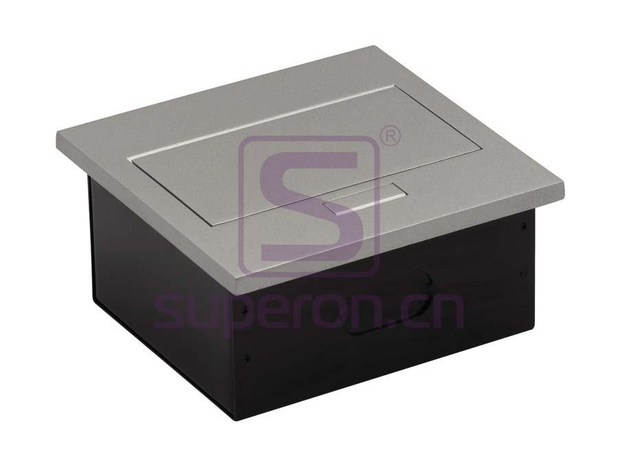12-120_2 | Hidden sockets block, table mount