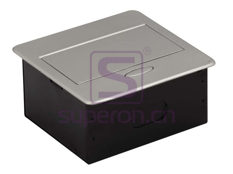 12-121_2 | Hidden sockets block, table mount
