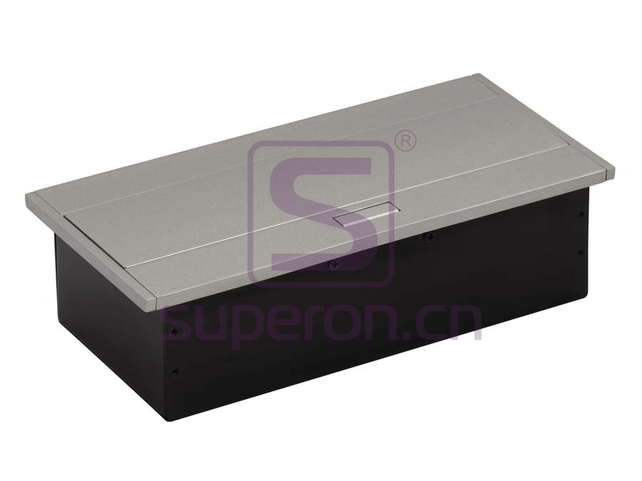 12-127_2 | Hidden sockets block, table mount