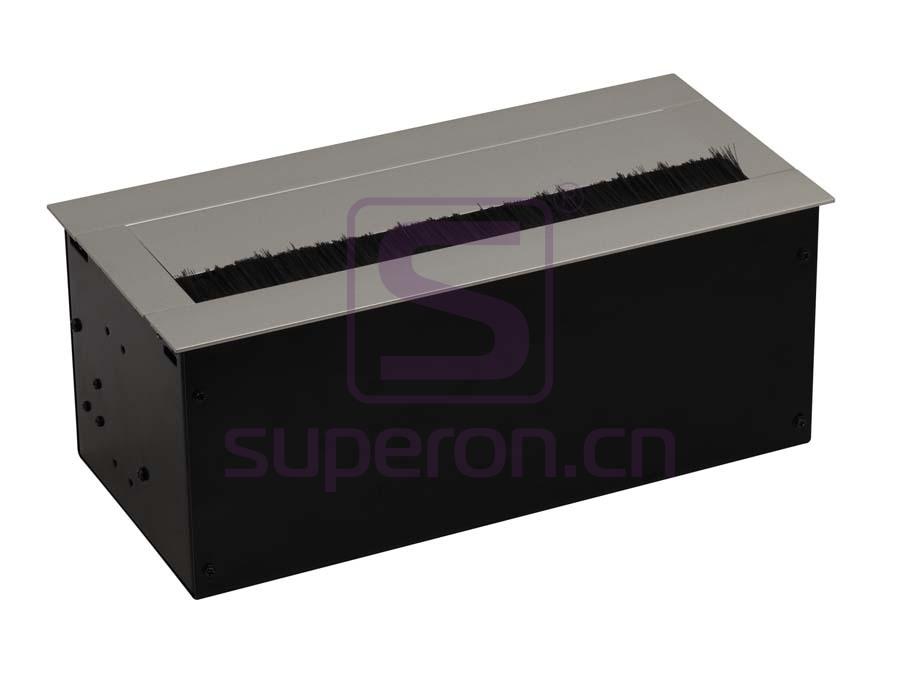 12-128_2 | Hidden sockets block, table mount