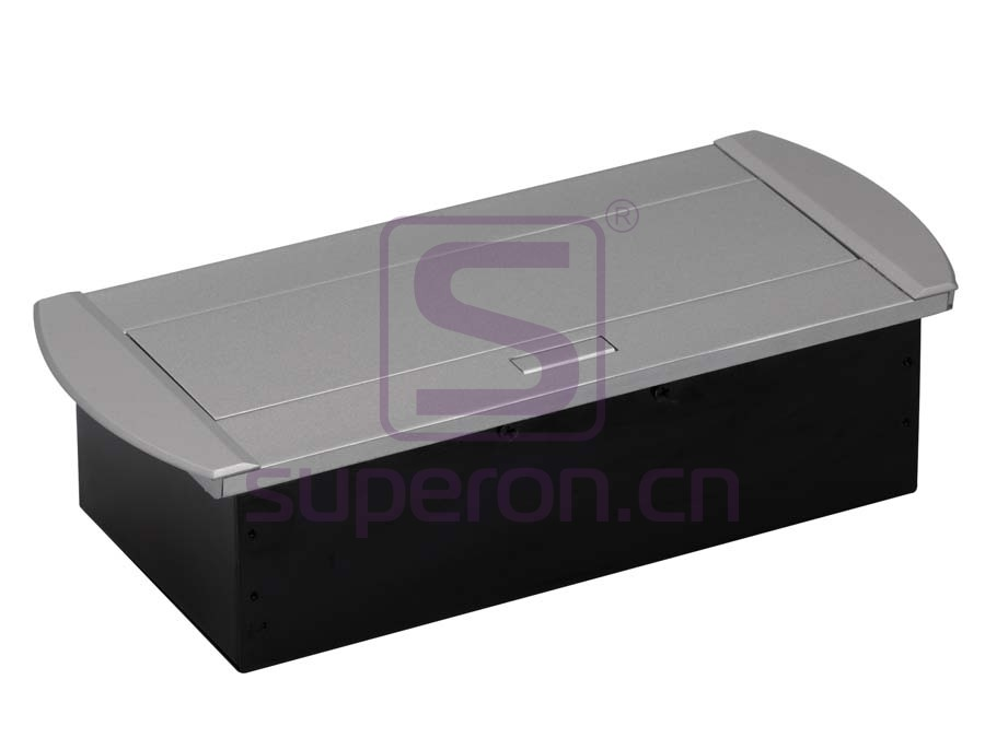 12-129_2 | Hidden sockets block, table mount