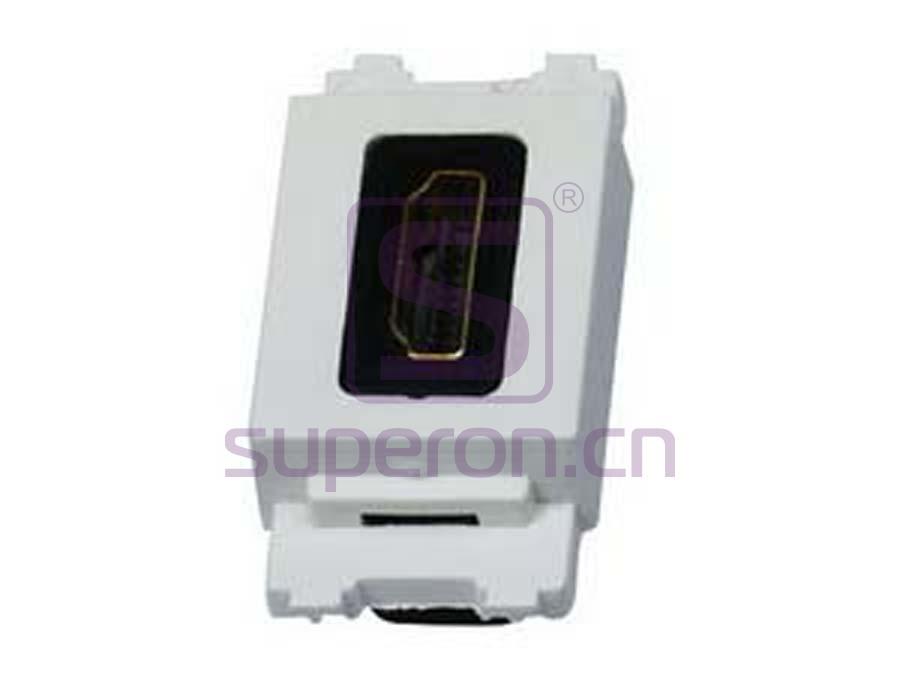 12-192-HDMI | Video socket