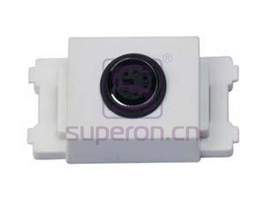12-192-SV | Video socket