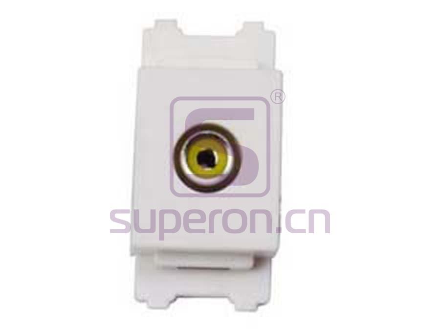 12-192-V | Video socket