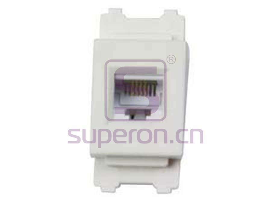 12-194-phone | Network cable socket