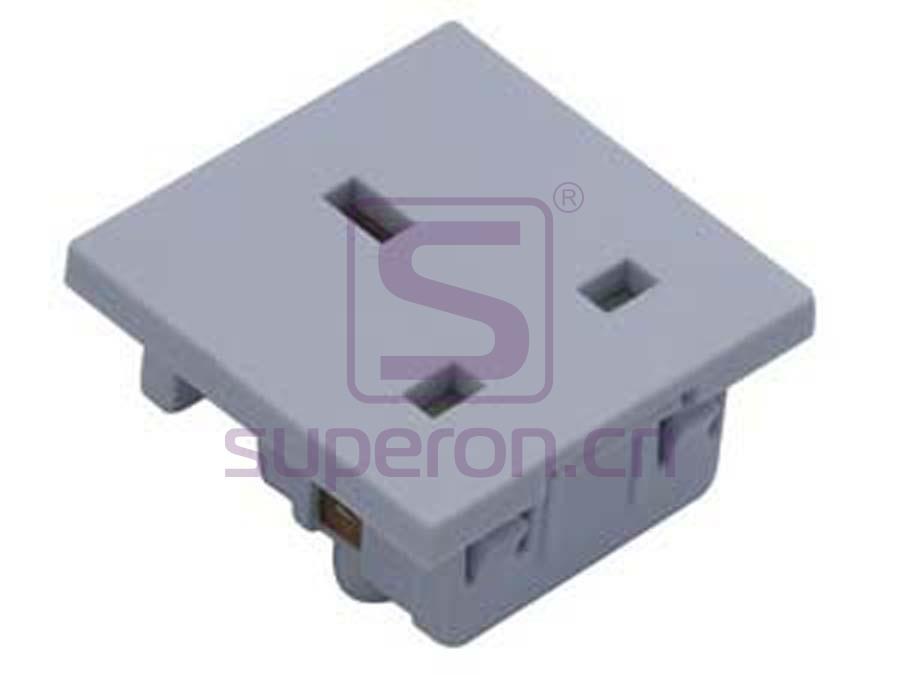 12-196-BR | Electric socket