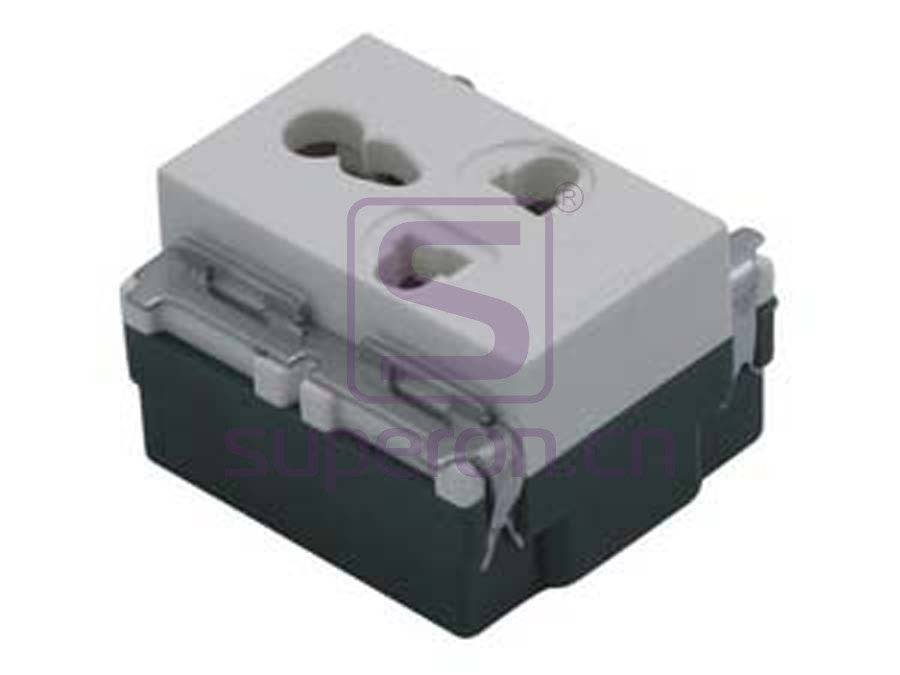 12-196-Uni3 | Electric socket